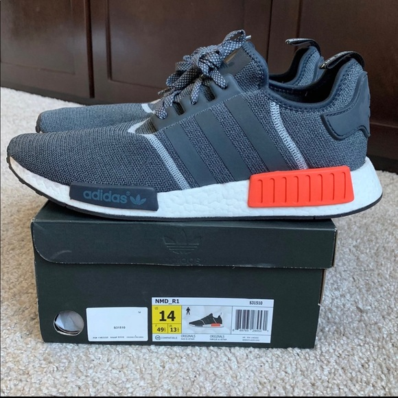 adidas nmd mens size 14 off 60% - www